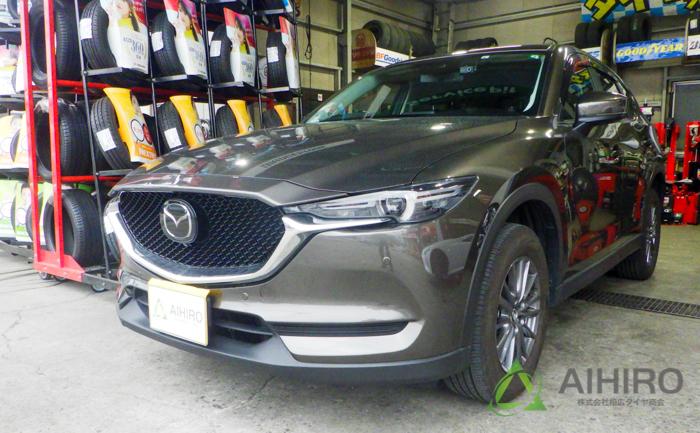 CX-5 タイヤ交換 埼玉県川越市