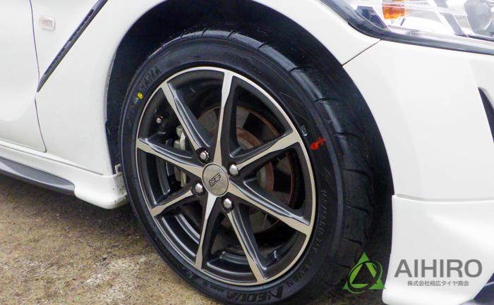 S660 ヨコハマタイヤ 相広タイヤ