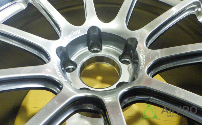 ADVANレーシング RS-DF スカイライン